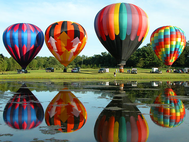 Pluckies mentioned Cheap Balloon Rides Hot Air Nj slots